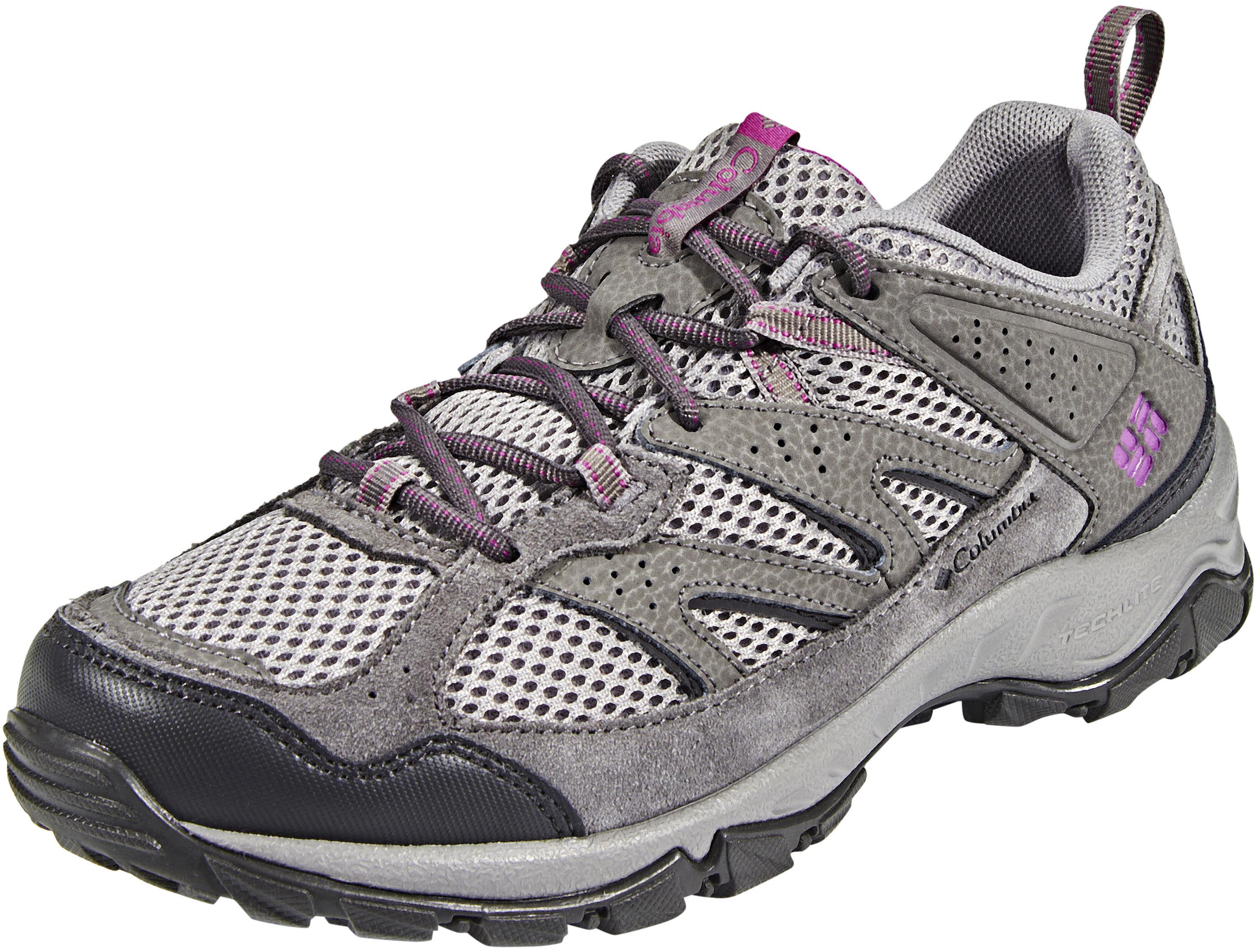 9ebbd636ca54f Columbia Plains Ridge - Calzado Mujer - gris